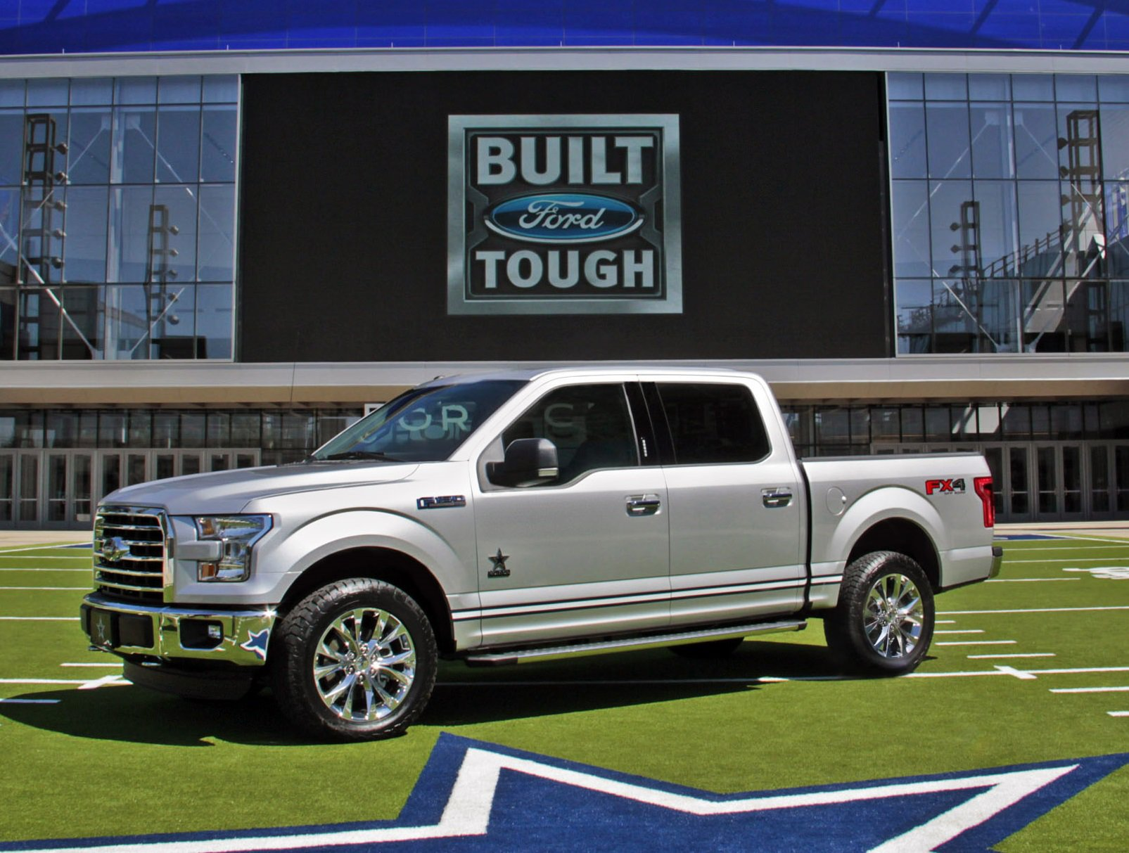 Ford Announces Limited Edition Dallas Cowboys F 150 in Production