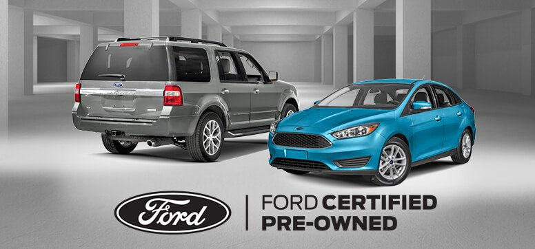 Ford Certified Pre-Owned & Car Payment Calculator markmcfarlin.com