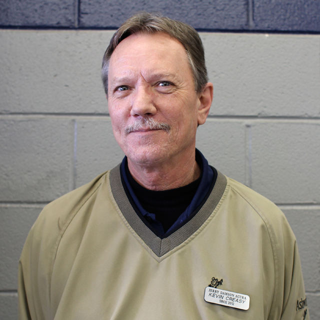 Jerry Damson Acura Sales Staff