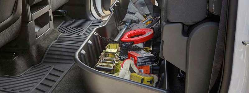 Silverado---Rear-under-seat-storage