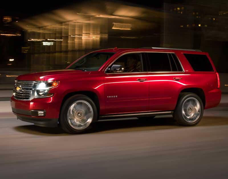 Chevrolet-Tahoe-at-Jimmy Britt Chevrolet