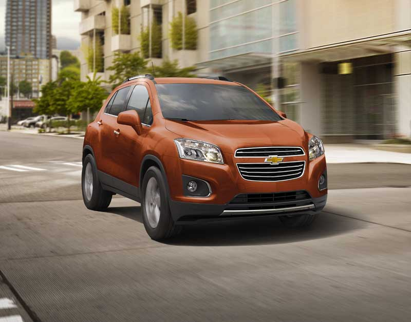 Chevrolet-Trax-at-Jimmy Britt Chevrolet