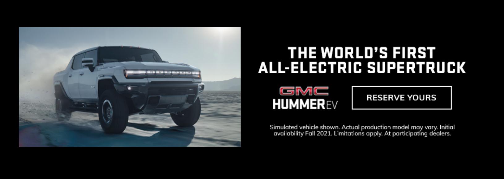 Hummer Banner