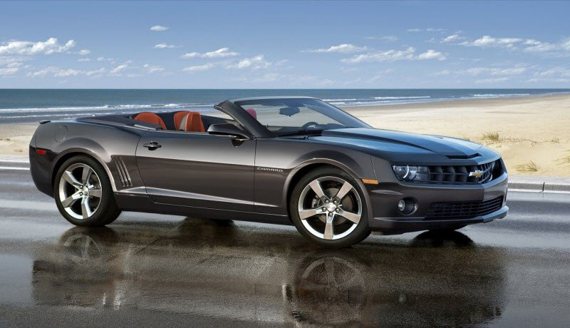 If You Re Looking For A Tech Forward Sports Car That S Fun To Drive Hours And The Camaro Convertible Is Hard Resist