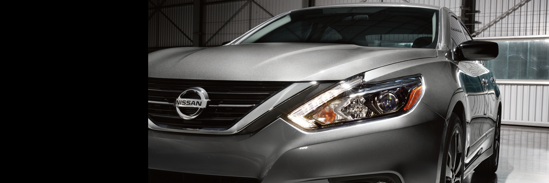 The 2017 Nissan Altima Offers A Large Number Of Amenities
