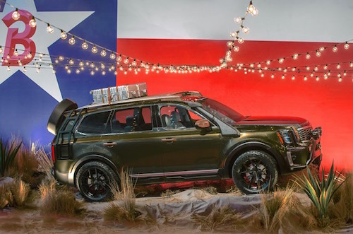 2020 Kia Telluride Texas Edition