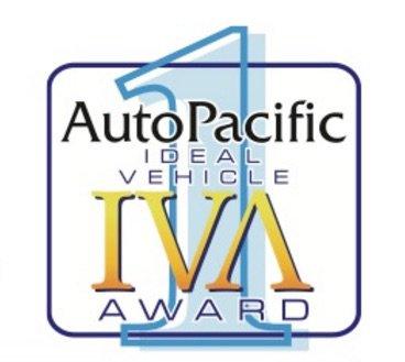 Ideal Vehicle Awards Badge