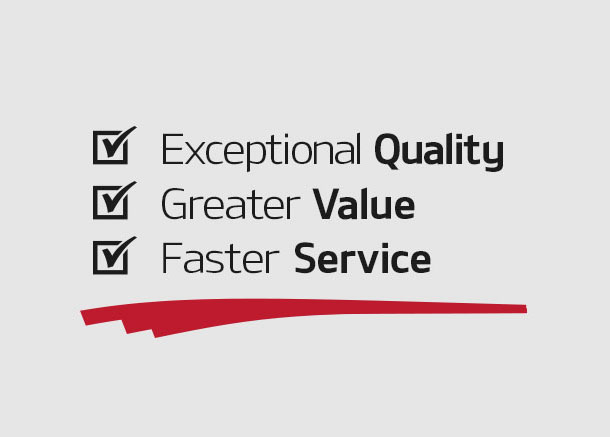 exceptional quality checklist