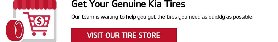 genuine kia tires