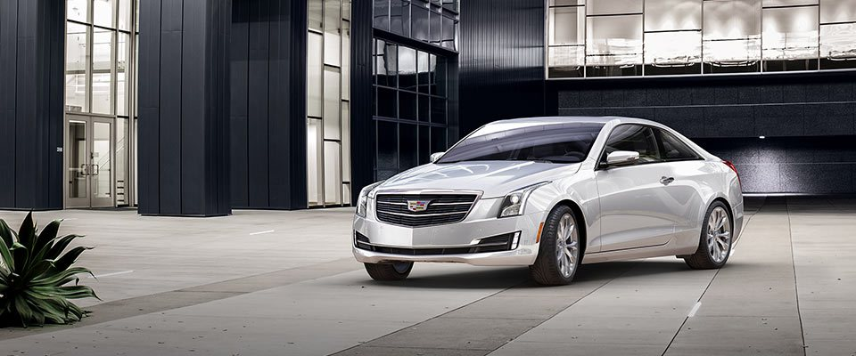 Coupe Vs Sedan >> Cadillac Dealership Near San Angelo, TX, New & Used Luxury ...