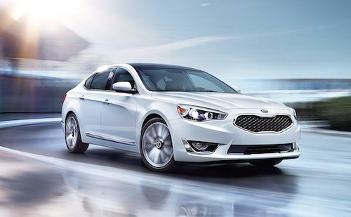 If You Are Looking For An Affordable Luxury Car, Come See The New Kia  Cadenza In Odessa, Texas. This Elegant Sedan Is Offered At Around $35,000  And Is ...