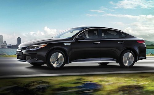 2017 Kia Optima Not Only Were Three Honda Models Accord Civic Cr V Named As Kbb Most Awarded Cars But Was Brand Of