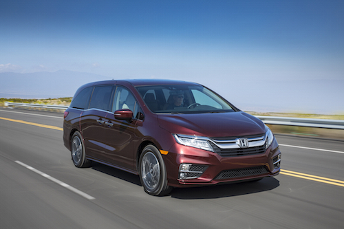 Introducing The 2019 Honda Odyssey. See The New 2019 Honda Odyssey In Odessa,  TX The Kelly Grimsley ...
