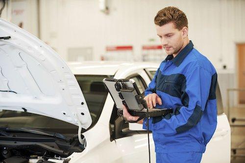 Auto Service, Collision Repair