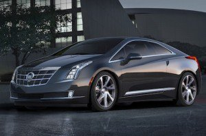 The 2014 Cadillac ELR