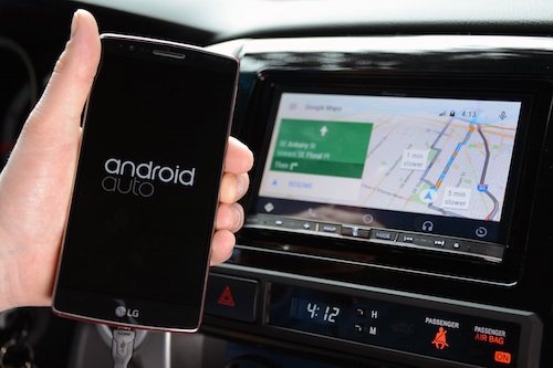 Setting Up Android Auto or Apple CarPlay in Your Cadillac