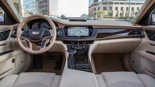Cadillac CT6 Dash & Monitor