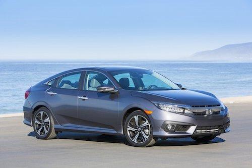 Honda Civic Named Best Compact Car Of 2017