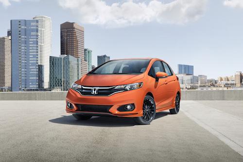 2018 Honda Fit Odessa Dealer Review