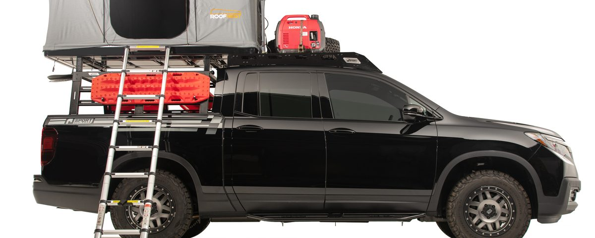 Honda Ridgeline Off-Road Package