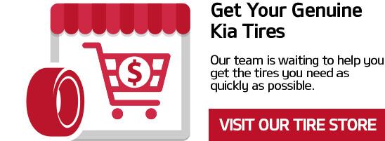 Get your Kia Tires