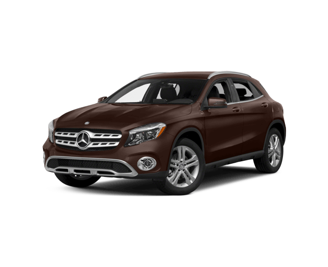The 2018 mercedes benz gla offers sporty handling a for Mercedes benz keyes