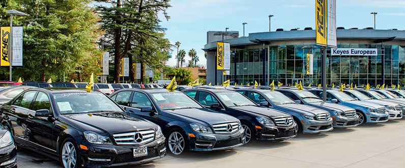 Mercedes Benz Lease Returns Return A Lease Near Palmdale Ca