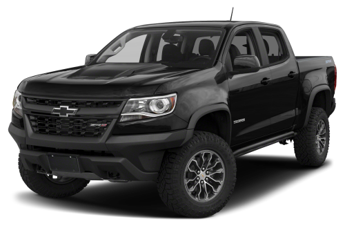 New 2018 Chevy Colorado