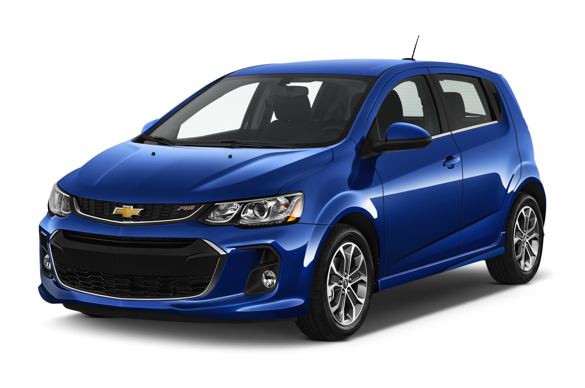 New 2017 Chevy Sonic