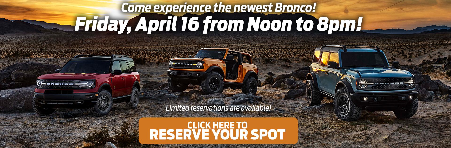 Bronco Web Banner