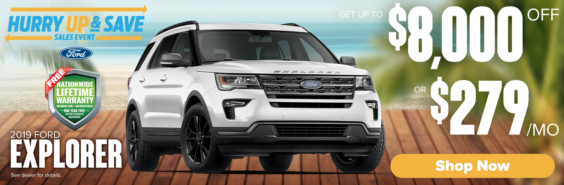 Lakeland Ford Dealership - New Cars, Crossovers, SUVs, Trucks in