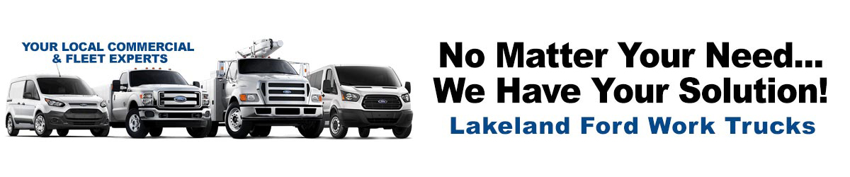 Lakeland Ford Commercial Trucks Srp