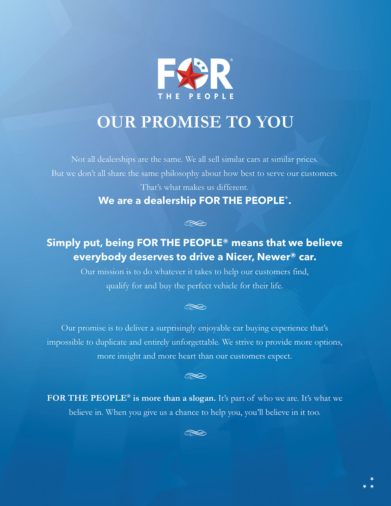 OurPromise