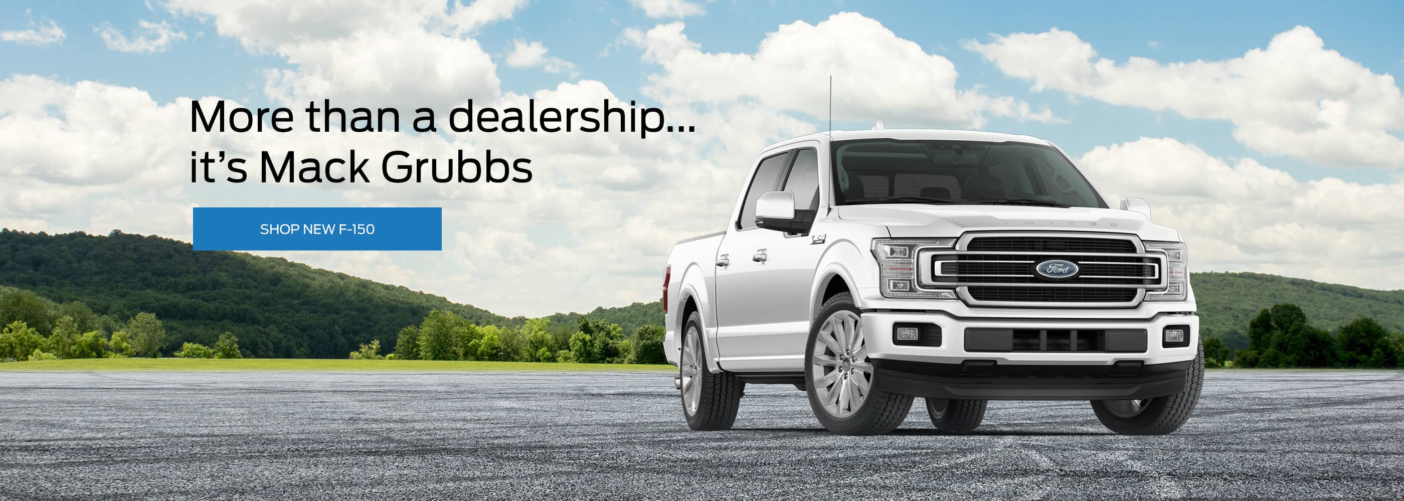 Ford Dealerships In Mississippi >> Mack Grubbs Ford New And Used Ford Dealer Columbia Ms