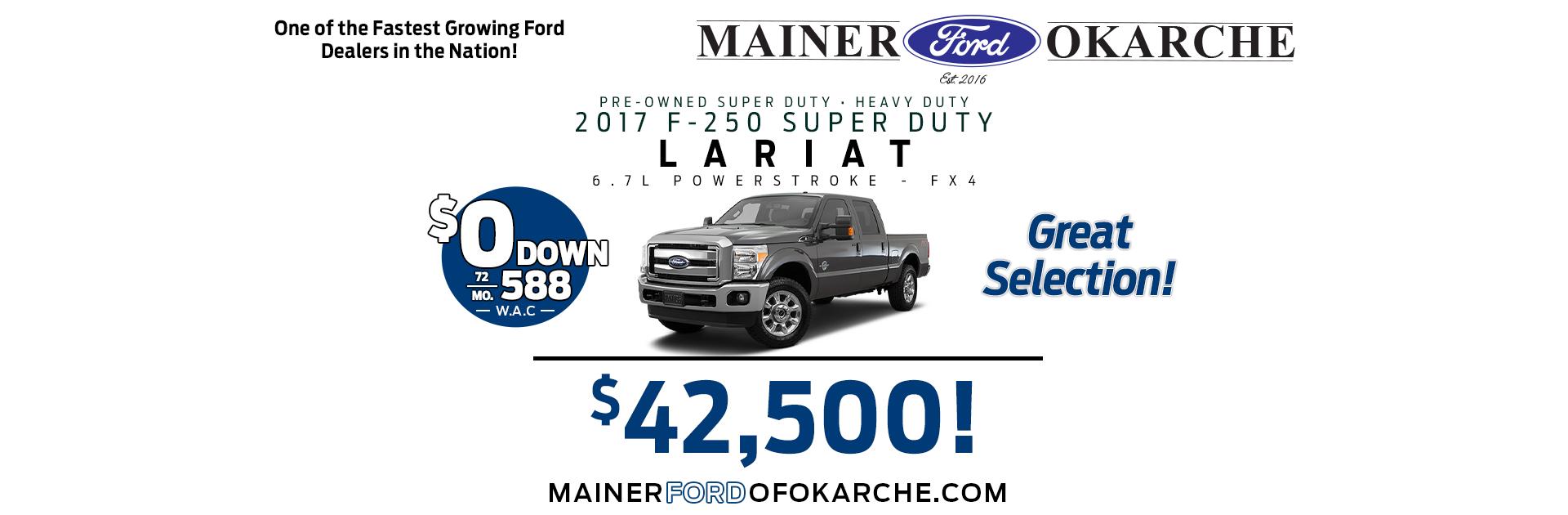 Ford Dealership Okc >> Used Ford Super Duty Trucks Okarche, Oklahoma City, OKC ...