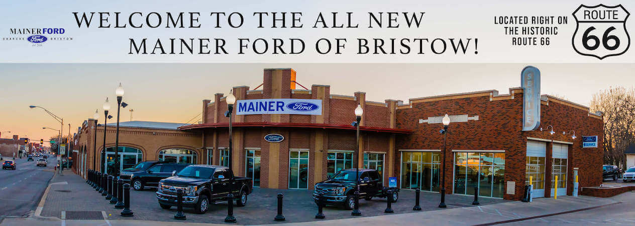 Mainer Ford Of Bristow New Used Cars For Sale Ford Dealership In