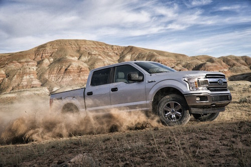 Ford F  Truck