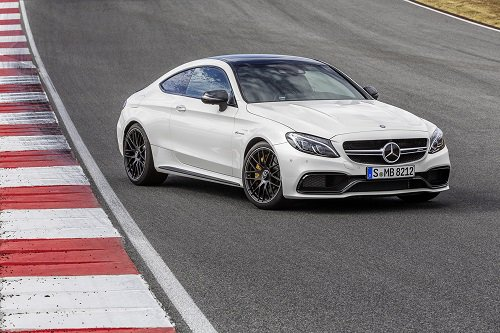 All new mercedes benz c63 amg coupe coming to boston next year sciox Gallery