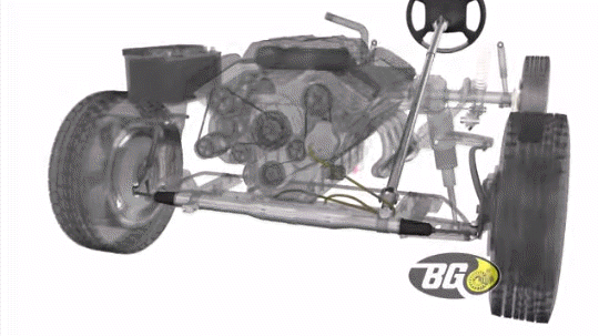 Bg Power Steering Service
