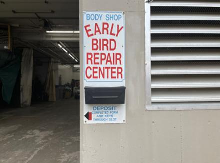 Early Bird Repair Center