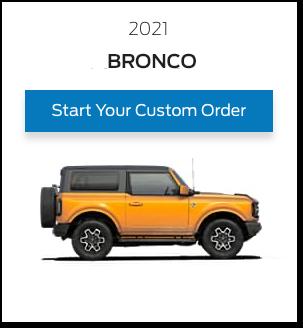 T3 Bronco Card