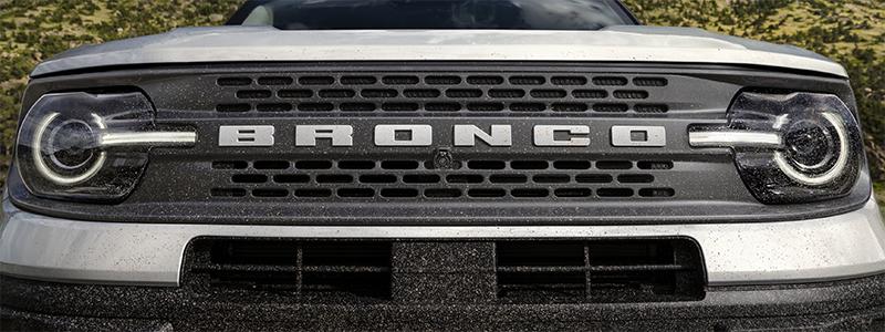 New 2021 Ford Bronco Sport Dubuque Iowa