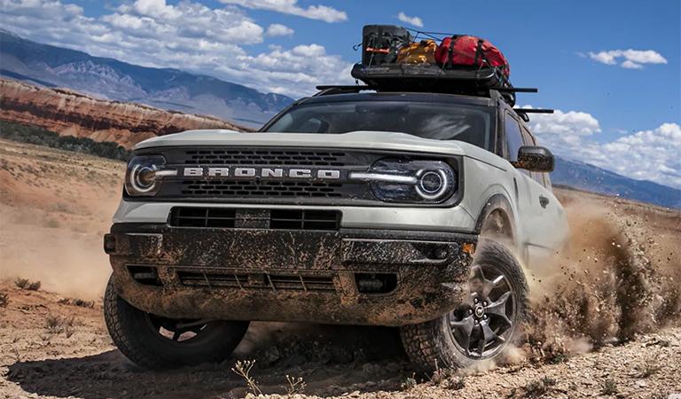 2021 Ford Bronco Sport Dubuque IA