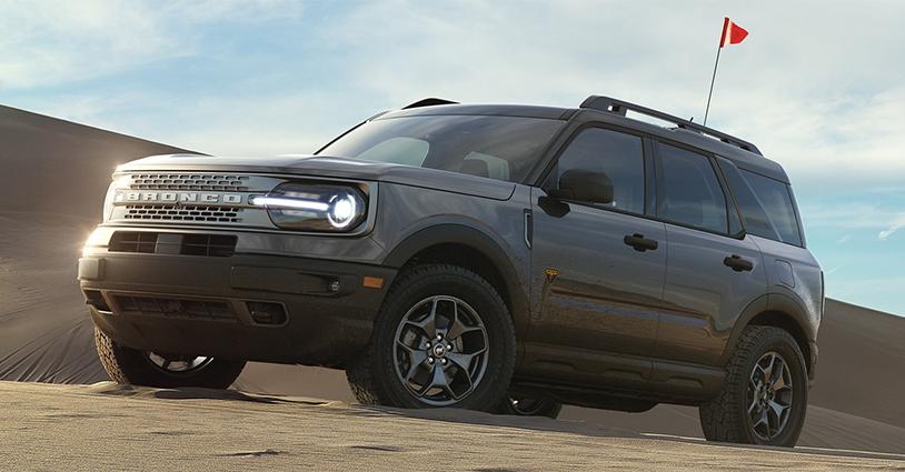 New 2021 Bronco Sport Finnin Ford