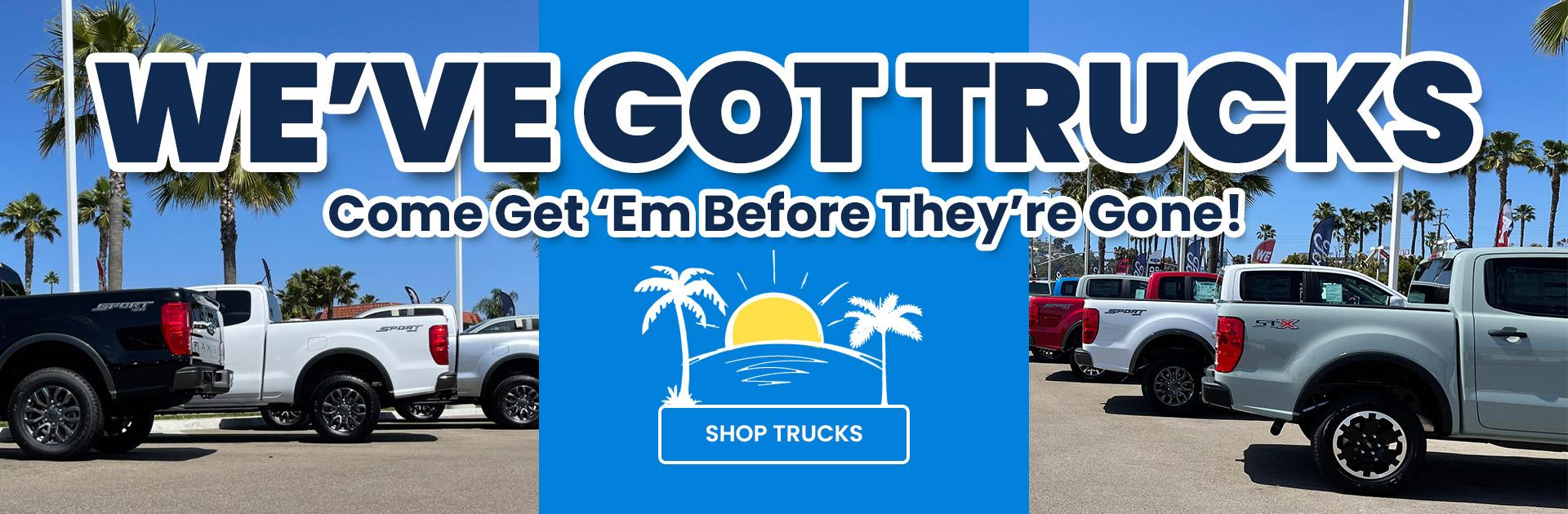 Got Trucks No Filter