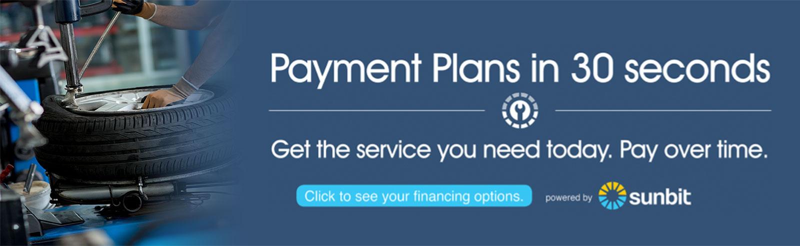 Sunbit Service Financing Min