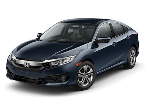 Lease a Honda Civic in San Deigo