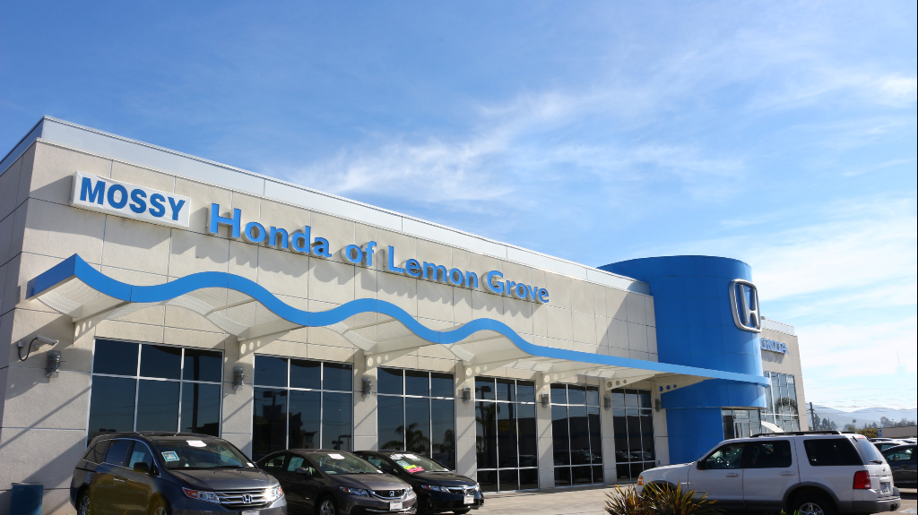 Honda Dealer in Lemon Grove