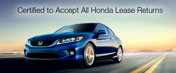 End Your Lease Early Mossy Honda Lemon Grove Lease Return