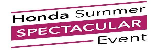 Honda Summer Spectacular Event